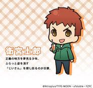 Shirou info