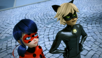 Stormy Weather - Ladybug and Cat Noir 03