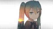 Yande.re 671115 hatsune miku kieed seifuku sweater vocaloid wallpaper