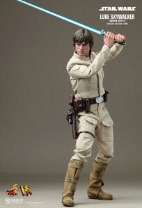 Hot-toys Luke Bespin