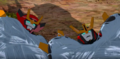 Jetstorm and Slipstream in Trouble