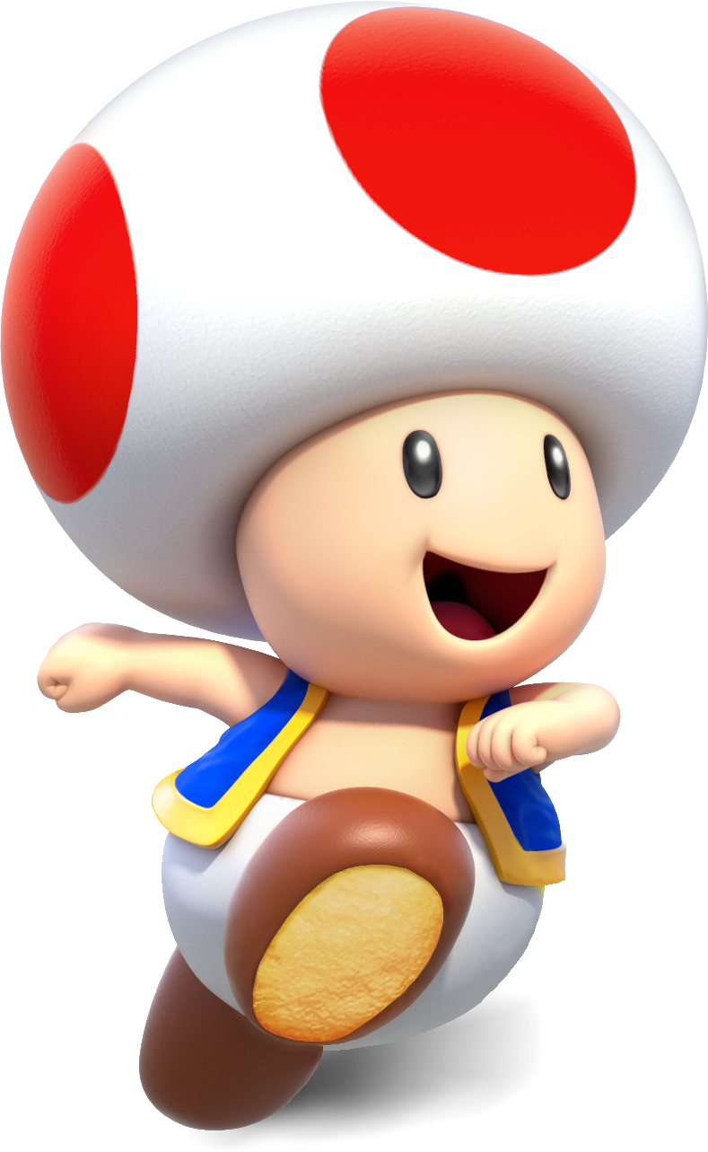 Toad (Super Mario Bros.)