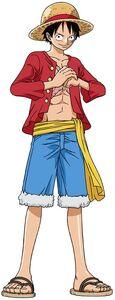 One Piece-Gigant-Battle-2-Luffy