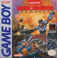 Rad Spencer - Game Boy - America