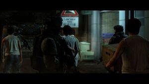 Resident Evil 6 BSAA 01
