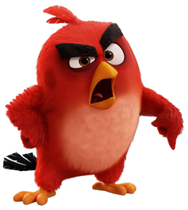 Angry Birds Movie Red 13