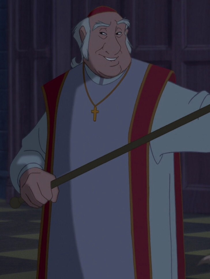 Archdeacon