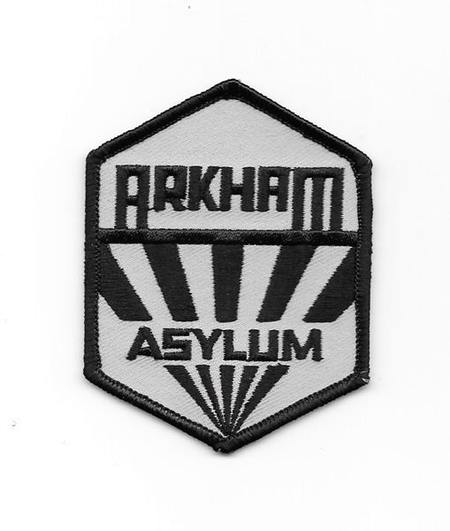 Arkham Asylum Security Guards