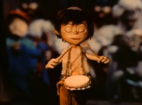 Aaron (The Little Drummer Boy)