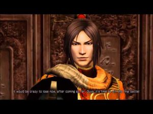 Dynasty Warriors 8; Empires, Ling Tong All Cutscenes