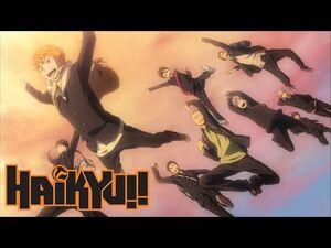 Haikyu!! - Ending 1 - Tenchi Gaeshi