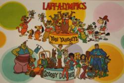 Laff-a-Lympics - The Yogi Yahooeys and The Scooby Doobies
