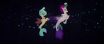 Queen Novo laughing with glee MLPTM 1