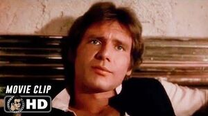 STAR WARS A NEW HOPE Clip - Cantina (1977) Harrison Ford
