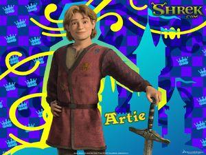 Shre The third artie3
