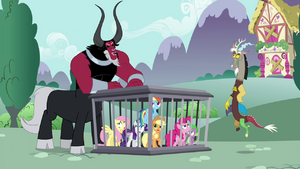 Tirek --You've gathered up all of them-- S4E26