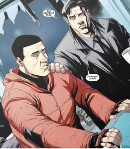 Bruce tell Jason Roy have die.
