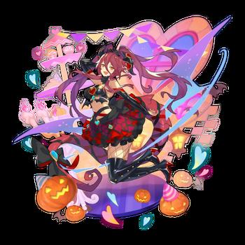 Halloween variant