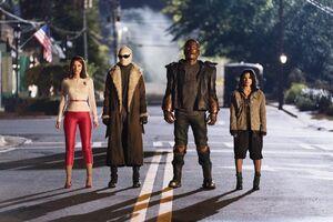Doom Patrol (TV Series) Episode Pilot
