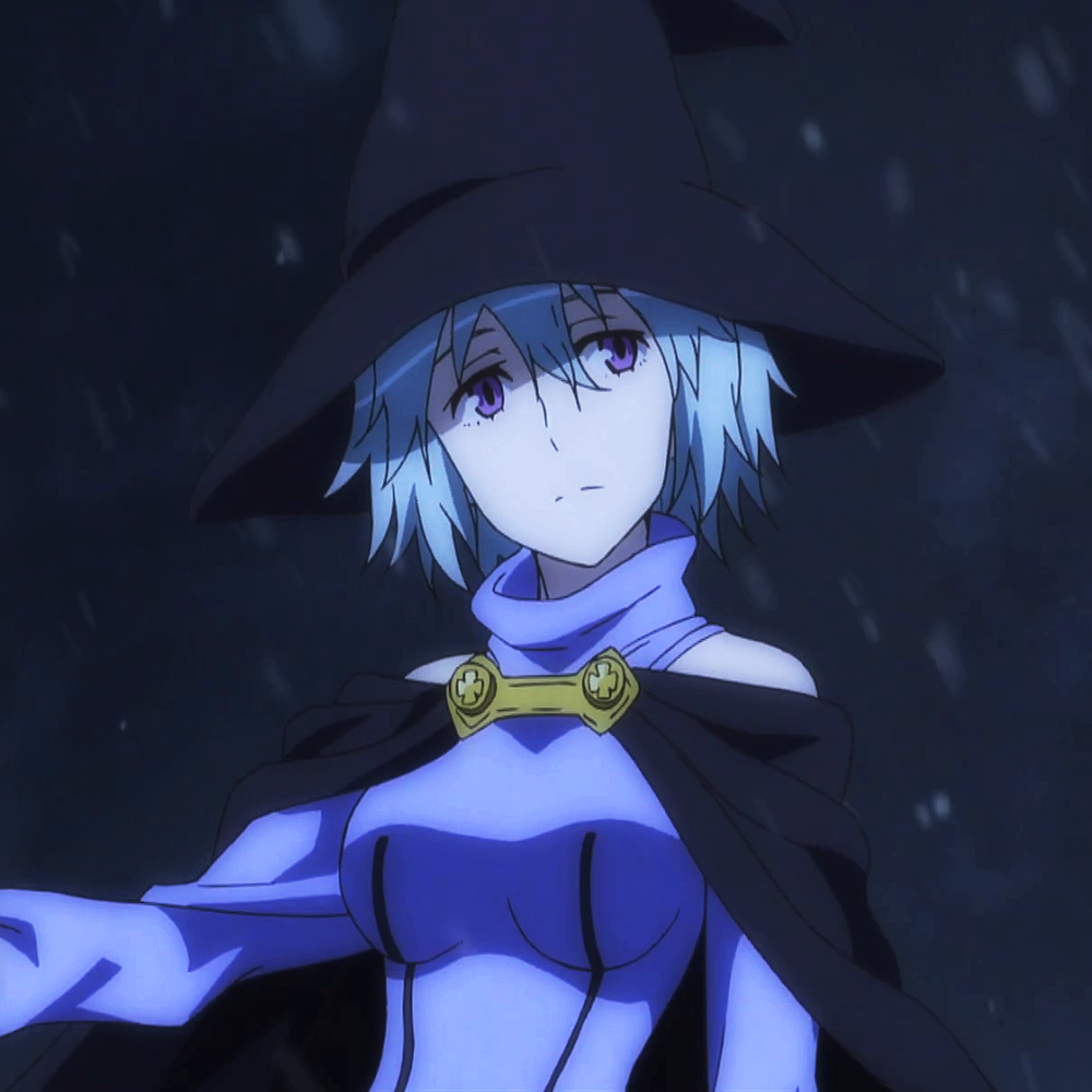Female Magician (Moayu)