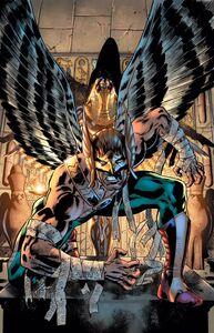 Hawkman Vol 5 2 Textless