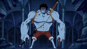 Luffy hulk by yanuto10-d4judtr