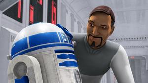 R2-D2 Droids in Distress