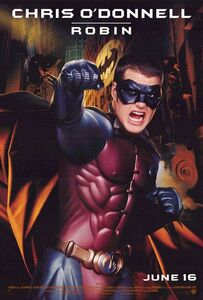 Robin Chris O'Donnell Promo poster