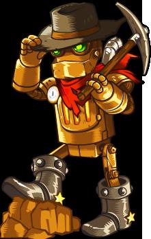 Rusty (SteamWorld)
