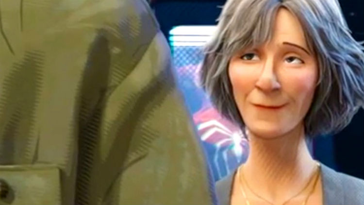 Aunt May (Spider-Man: Into the Spider-Verse)
