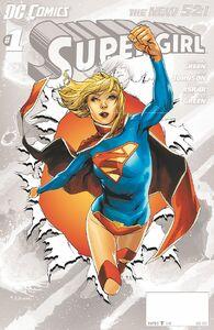 Supergirl Vol 6 0 Textless