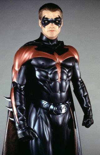 Batman & Robin (Standard Suit)