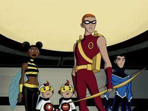 Bumblebee (Teen Titans 2003) 9