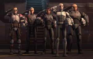 Clone Force 99 SW