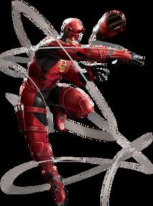 Daredevil Marvel Super War 001