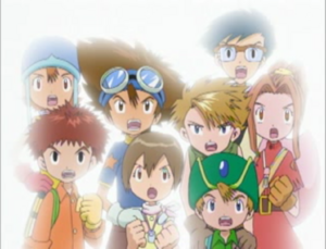 DigiDestined - The Fate Of Two Worlds