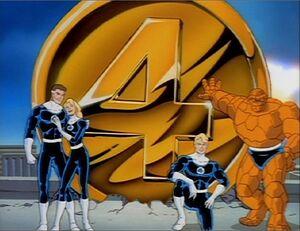 Fantastic Four 90s show