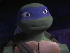 Leonardo in Teenage Mutant Ninja Turtles