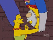 Marge and Pie Man