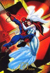 Spiderman & Mary Jane Watson 2