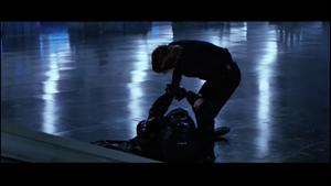 Vader dragged