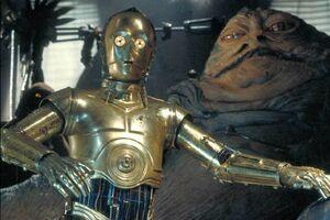 C-3PO new master