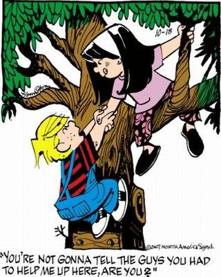 Comics-DennisTheMenace-TomboyHelp