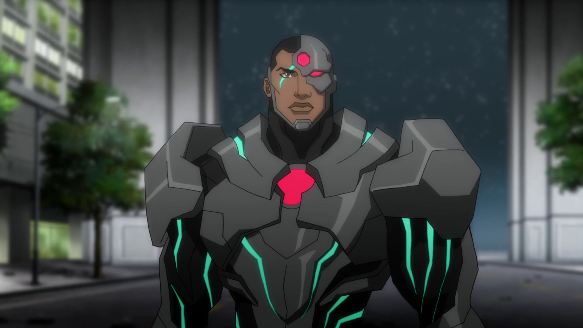 Cyborg (DC Animated Movie Universe)