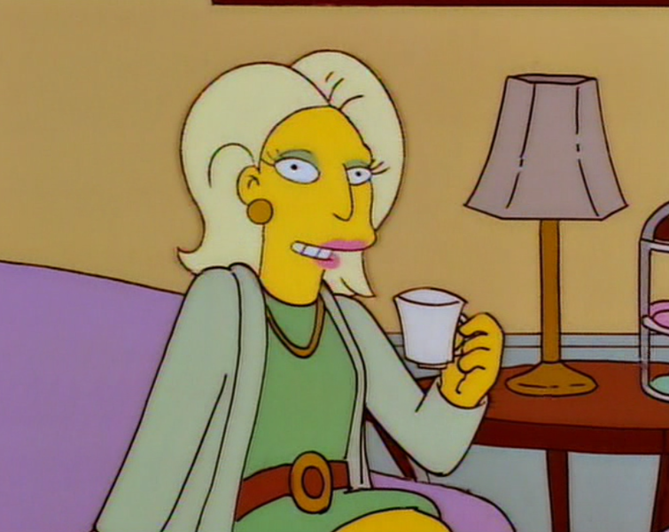 Patricia (The Simpsons)