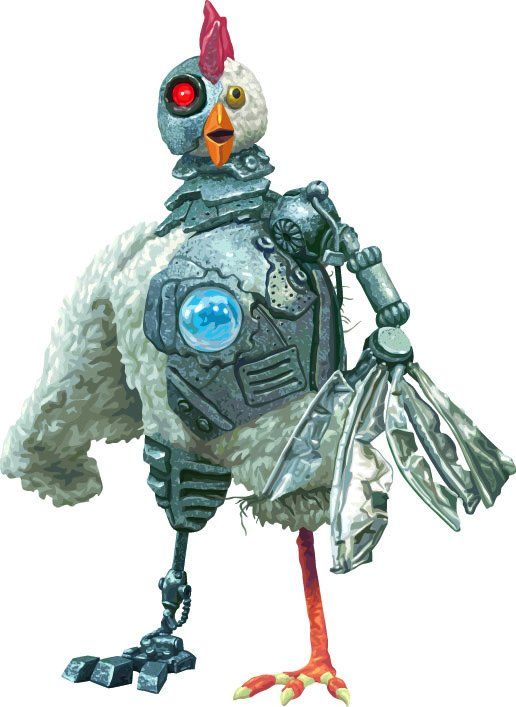Chicken (Robot Chicken)