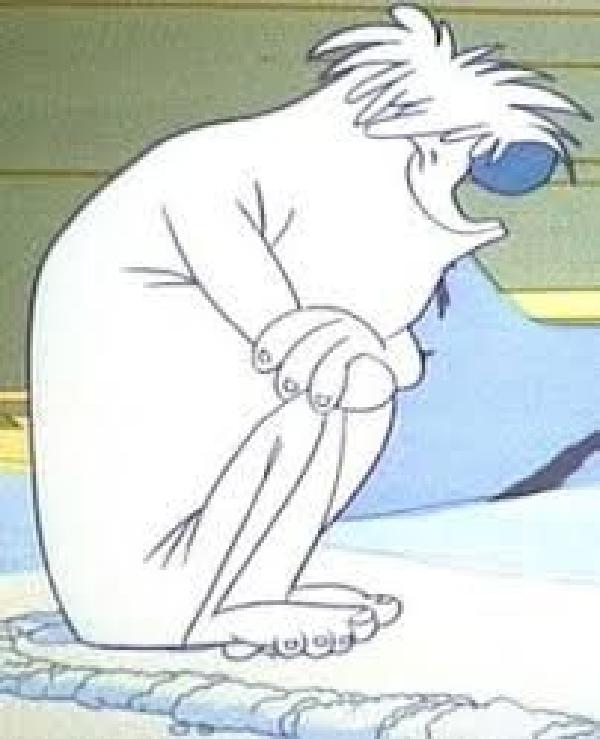 Hugo the Abominable Snowman