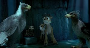 Niko, Jonni and 3 Eagle