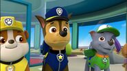 Paw patrol chase sad face by lah2000 dcx4f8z-fullview