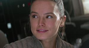 Rey smile